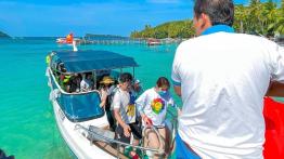 Vé tham quan 3 đảo + Lặn ngắm san hô Phú Quốc (Tặng bữa trưa hải sản)
