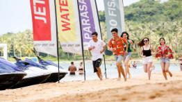 Vé tham quan 4 đảo + Cáp treo SunWorld Hòn Thơm (MIỄN PHÍ vui chơi công viên nước)