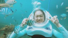 Vé tham quan Cù Lao Chàm + Đi bộ dưới biển (Miễn phí bữa trưa trên đảo)