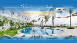 Voucher Quy Nhơn 2N1Đ: Seaside Boutique Resort Quy Nhơn (Tặng kèm nhiều ưu đãi)
