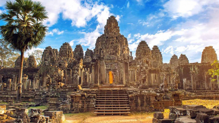 Campuchia - Đất Nước Chùa Tháp 4N3Đ