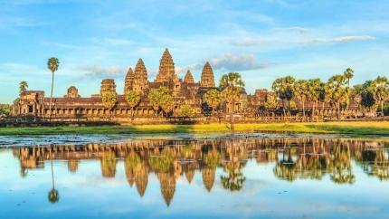 Hà Nội - Campuchia 4N3Đ - Khám phá xứ sở Chùa Tháp