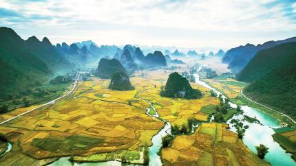Cao Bằng - Bắc Cạn - Thái Nguyên 3N2Đ
