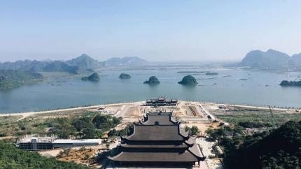 Chùa Tam Chúc -  Địa Tạng Phi Lai 1 ngày