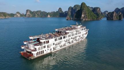 Du thuyền Ambassador 2 ngày 1 đêm (tên cũ President)