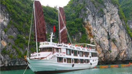 Du thuyền Oriental Sails 2 ngày 1 đêm