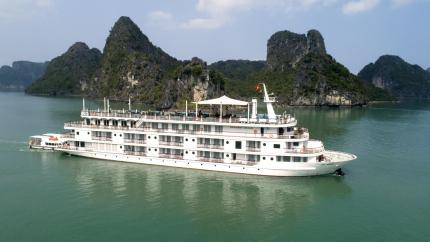 Du thuyền Paradise Grand 2 ngày 1 đêm