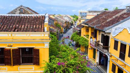 Hà Nội - Cố đô Huế - Đà Nẵng - Bà Nà Hills - Hội An 5N4Đ KS 4 sao bay Vietnam Airlines