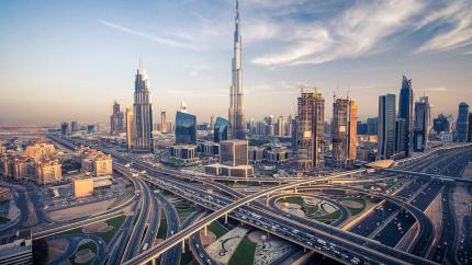 Hà Nội - Dubai - Abu Dhabi 6N5Đ - Thưởng thức tiệc Buffet đồ nướng trên sa mạc Dubai.
