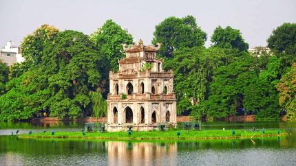 Hà Nội - Ninh Bình - Hạ Long - Sapa 5N4Đ