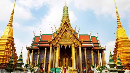 Hà Nội - Thái Lan 4N3Đ: Bangkok - Pattaya 4N3Đ