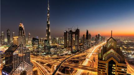 Hồ Chí Minh - Dubai - Abu Dhabi 5N4Đ