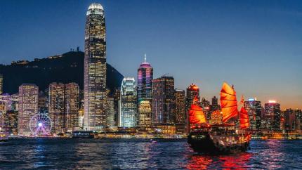Hồ Chí Minh - Hong Kong - Chu Hải - Quảng Châu 5N4Đ