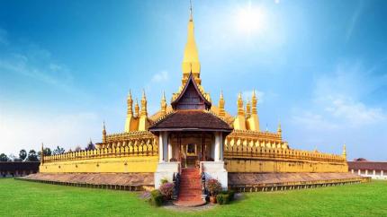 Lào - Lao Bảo - Savannakhet - Viêng Chăn 5N4Đ