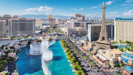 Mỹ Bờ Tây: Los Angeles - Las Vegas 7N6Đ