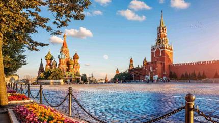 Hà Nội - Matxcova - ST. Petersburg - Hà Nội 8N7Đ