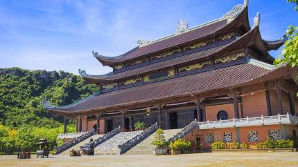 Ninh Bình - Hạ Long - Sapa - Fansipan 4N3Đ