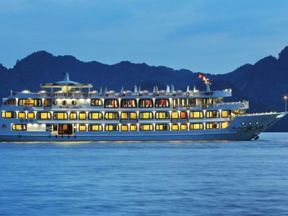 Free & Easy ĐẲNG CẤP: Du thuyền 5* Starlight + Vinpearl Hạ Long Resort