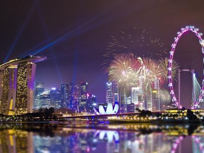 Combo độc đáo Singapore 3N2Đ: Khách sạn 4 sao Furama RiverFront + Vé máy bay