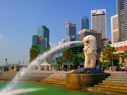 Combo độc đáo Singapore 3N2Đ: Khách sạn Park 22 Little India + Vé máy bay