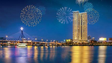 Combo nghỉ dưỡng đặc biệt 5*: Vinpearl Đà Nẵng Riverfront Suite + Vé máy bay khứ hồi