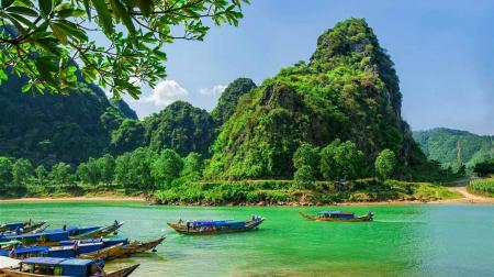 Tết 2021: Đà Nẵng - Sơn Trà/Bà Nà - Hội An - Huế - Động Thiên Đường/Phong Nha 5N4Đ
