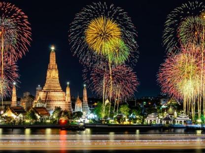 Đón năm mới Kỷ Hợi tại Thái Lan: Hà Nội - Bangkok - Pattaya 5N4Đ (Ở KS 4*, Tặng Buffet 86 Tầng, KM Massage Thái)