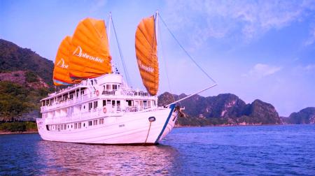 Du thuyền Aphrodite 2 ngày 1 đêm