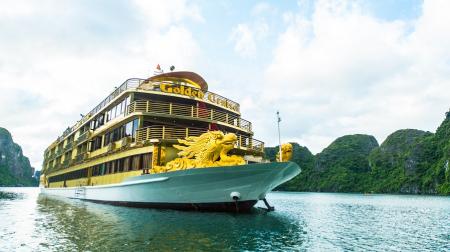 Du thuyền Golden Cruise 2 ngày 1 đêm