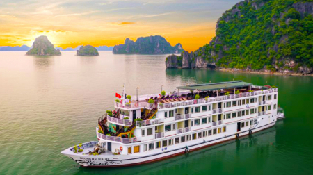 Du thuyền Hương Hải- Sealife 2 ngày 1 đêm