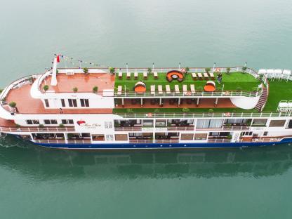 Du thuyền Mon Cheri 2 ngày 1 đêm
