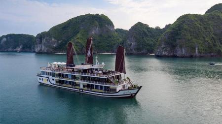 Du thuyền Orchid 2 ngày 1 đêm