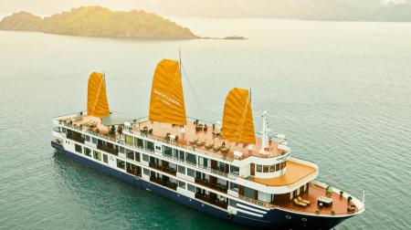 Du thuyền Sealife Legend 2 ngày 1 đêm