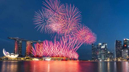 Du xuân Canh Tý 2020: Hà Nội - Singapore 4N3Đ (Tặng vé Thủy Cung)