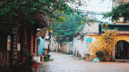 Đường Lâm - Chùa Mía - Thành cổ Sơn Tây - Khai Nguyên 1 ngày