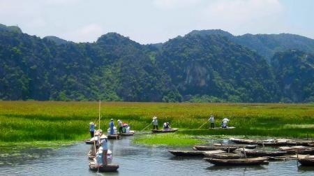 Hà Nội - Chùa Tam Chúc - Khu du lịch Vân Long 1 ngày