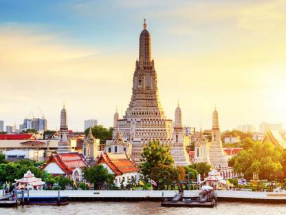 Hà Nội - Bangkok - Pattaya - Muang Boran 5N4Đ (Khách sạn 4*)