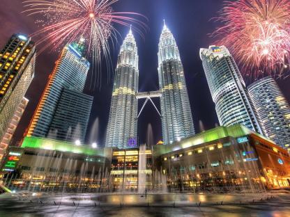 Hà Nội - Malaysia - Indonesia - Singapore 6N5Đ: 1 hành trình 3 quốc gia