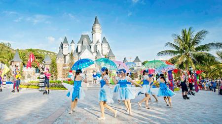 Hà Nội  - Nha Trang 4N3Đ trọn gói bay VNA
