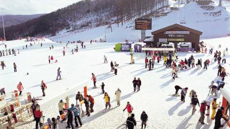 Hà Nội - Seoul -  Đảo Jeju  - Công viên Everland - Khu trượt tuyết Yangjipine 6N5Đ