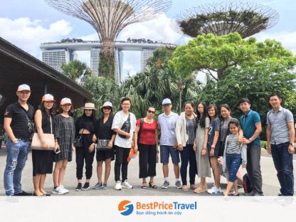 Tết Dương Lịch 2019: Hà Nội - Singapore -  Malaysia 5N4Đ