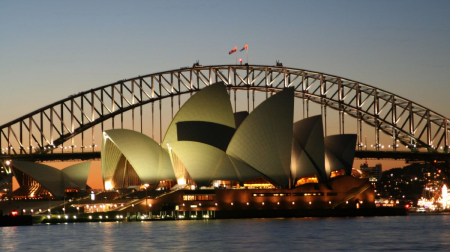 Khám phá Australia xinh đẹp 7N6Đ: Hồ Chí Minh - Sydney -  Melbourne