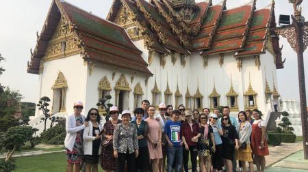 Hà Nội/Hồ Chí Minh - Thái Lan 5N4Đ: Bangkok - Pattaya Trải nghiệm mới (Vườn chim Hải Âu, Buffet 86 tầng)