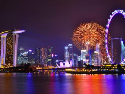 Hành trình đón xuân Kỷ Hợi: Hồ Chí Minh - Singapore - Malaysia 6N5D