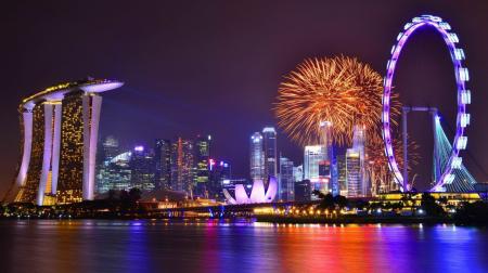 Hành trình nghỉ lễ 30/4: Hồ Chí Minh - Singapore - Malaysia - Indonesia 6N5Đ