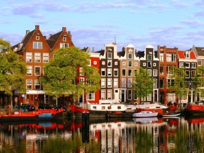 Hành trình du ngoạn châu Âu 9N8Đ: Hà Nội - Pháp - Bỉ - Hà Lan - Đức