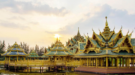 Hồ Chí Minh - Bangkok - Pattaya - Muang Boran 5N4Đ (2 đêm Khách sạn 5*)
