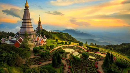 Hồ Chí Minh - Chiang Mai - Chiang Rai 4N3Đ: Trải nghiệm mới khám phá Thái Lan