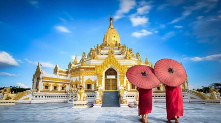 Hồ Chí Minh - Myanmar 4N3Đ: Ánh đạo vàng