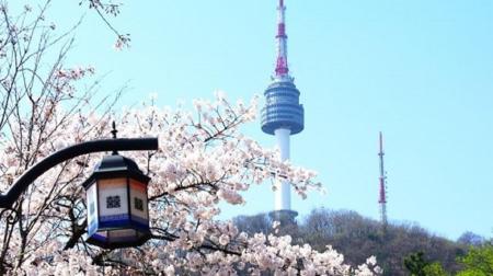 Hồ Chí Minh -Seoul – Nami – Everland 4N4Đ